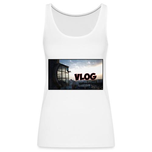 Vlog - Women's Premium Tank Top