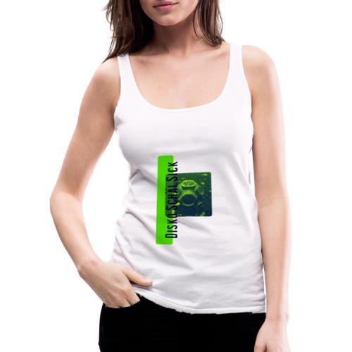 Disko Schäl Sick Logo - Frauen Premium Tank Top