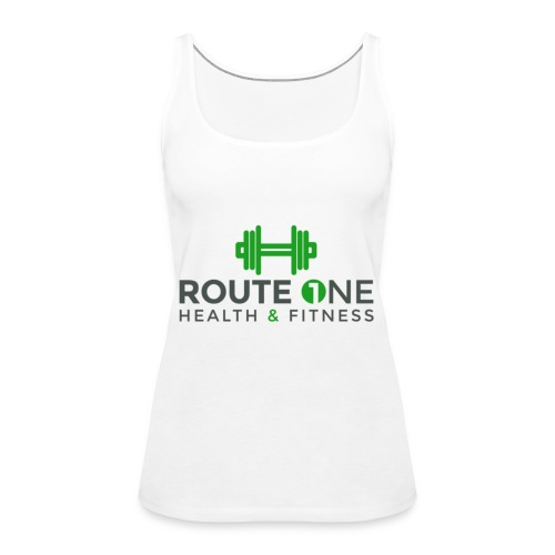Route 1 Health and Fitness - Women's Premium Tank Top