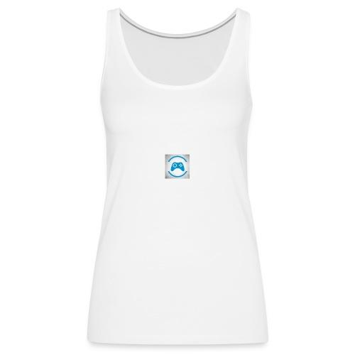 mijn logo - Vrouwen Premium tank top