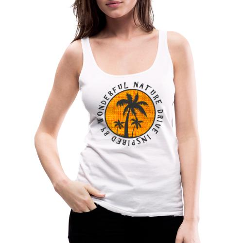 Wonder Nature - Women's Premium Tank Top