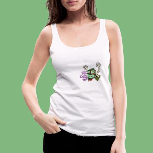 Justo Bolsa - Camiseta de tirantes premium mujer