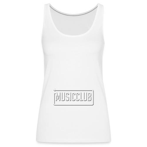 banna logo - Frauen Premium Tank Top