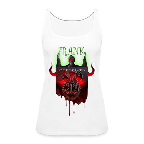 STU-Shirt-frank_4_cropped - Women's Premium Tank Top