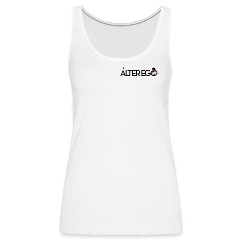 ÁLTER EGO - Camiseta de tirantes premium mujer