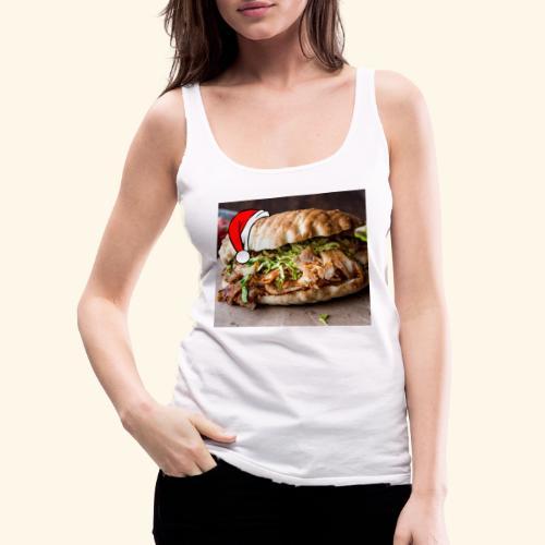 doner kebab - Vrouwen Premium tank top