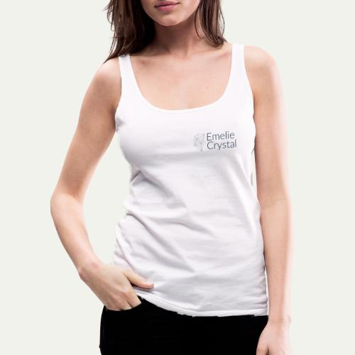 logo transparent background - Women's Premium Tank Top