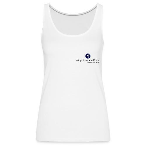colibrilogo - Frauen Premium Tank Top