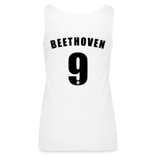 Beethoven 9 - Women's Premium Tank Top