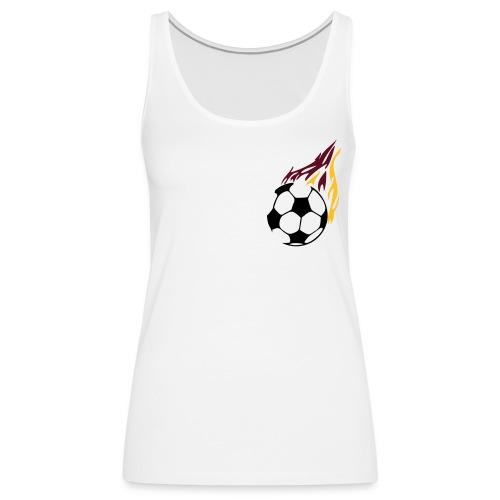 Football - Women's Premium Tank Top