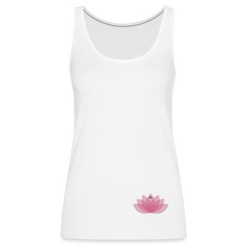 DOE JE DING #LOTUS - Vrouwen Premium tank top
