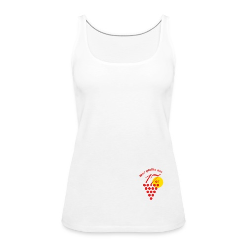 Logo pur2 png - Frauen Premium Tank Top