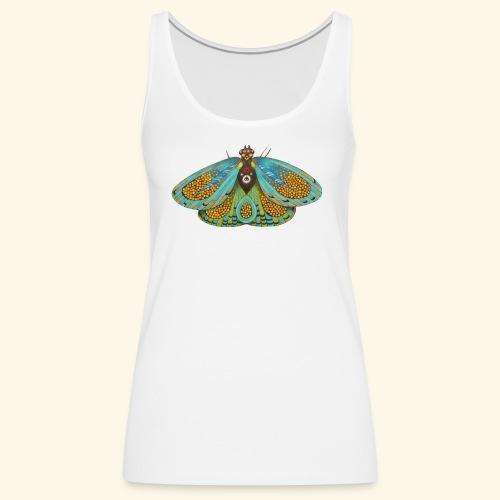 Psychedelic butterfly - Canotta premium da donna