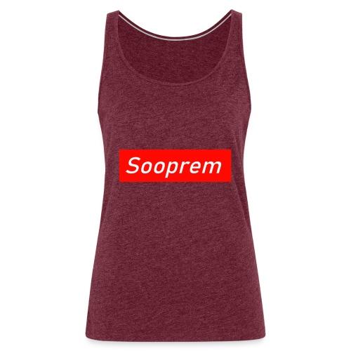 Sooprem - Women's Premium Tank Top