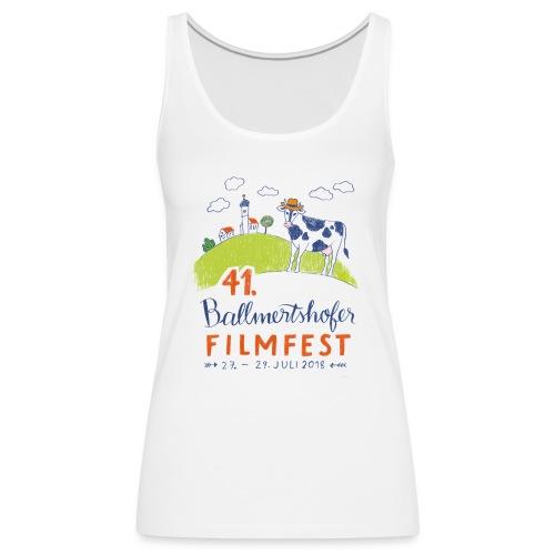 41. Filmfest hell - Frauen Premium Tank Top