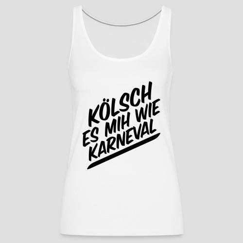 daeHoot Karneval - Frauen Premium Tank Top