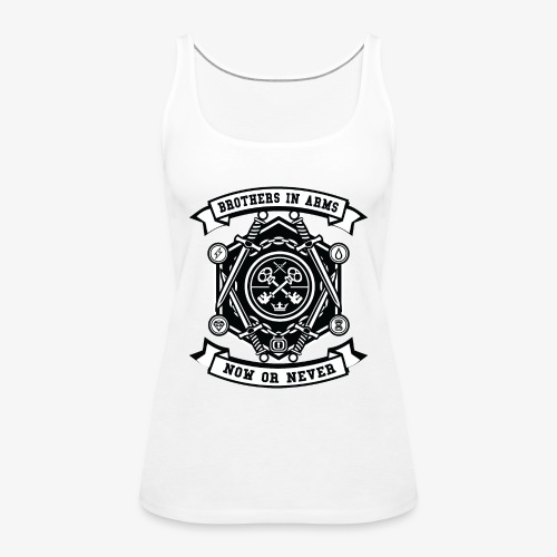 Brothers in arms - Frauen Premium Tank Top