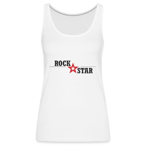 RockStar - Frauen Premium Tank Top