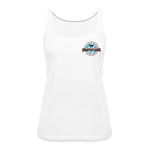 Logo 2016 shirts - Frauen Premium Tank Top