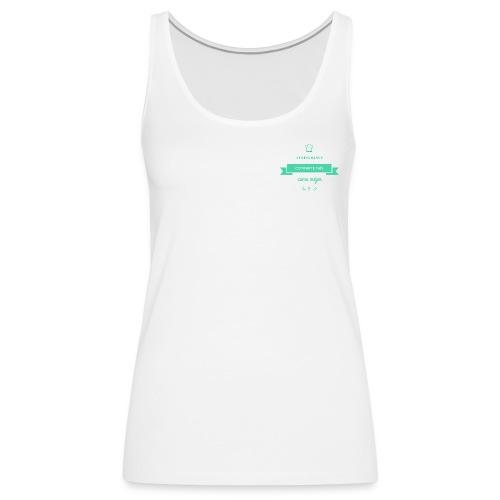 COCOOKING SLOGAN - Camiseta de tirantes premium mujer