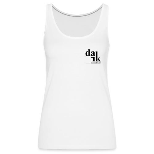 DARK Department - Débardeur Premium Femme