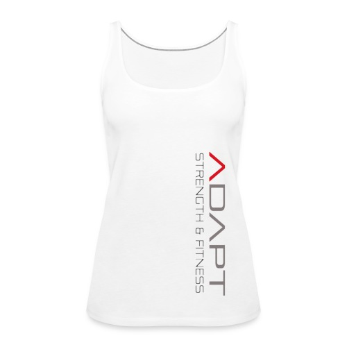 whitetee - Women's Premium Tank Top