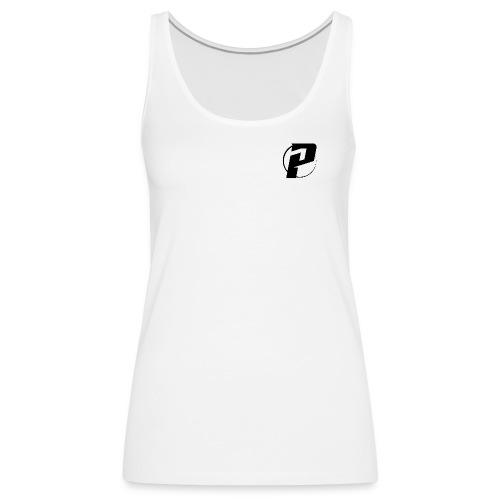 p logo - Women's Premium Tank Top