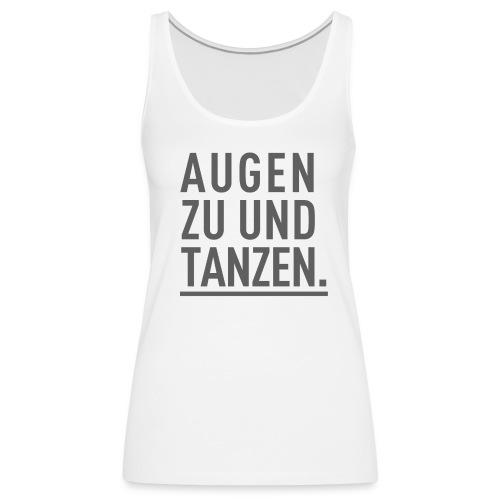 augenzu 2 - Frauen Premium Tank Top