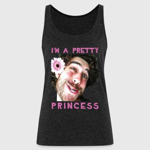 I m a pretty princess - Women's Premium Tank Top