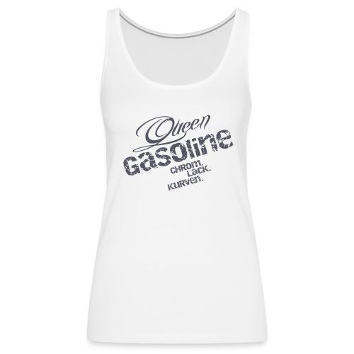 Queen Gasoline Logo - Frauen Premium Tank Top