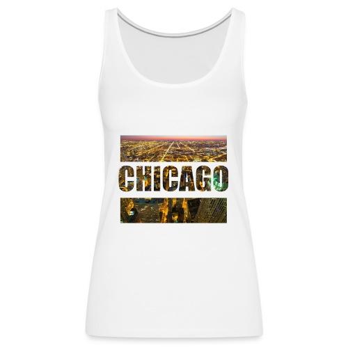 Chicago - Frauen Premium Tank Top
