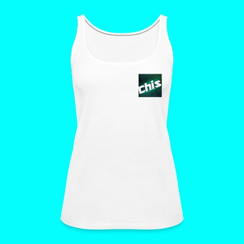 ChisdealoHD Logo - Women's Premium Tank Top