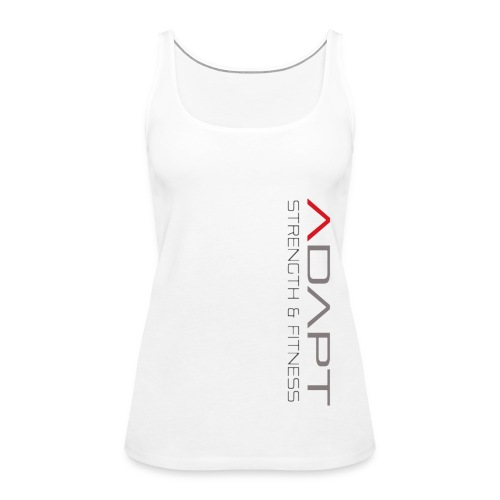 whitetee - Women's Premium Tank Top
