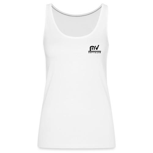MV-Software-Logo - Frauen Premium Tank Top