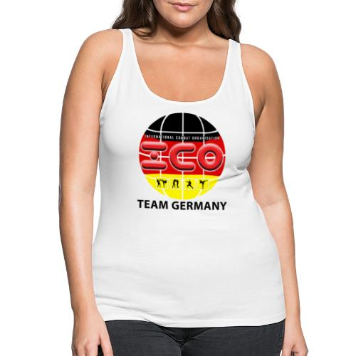 wkc germany logo 2017 - Frauen Premium Tank Top