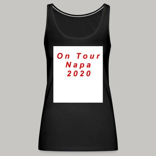 Ayia Napa 2020 Printed T Shirts - Women's Premium Tank Top