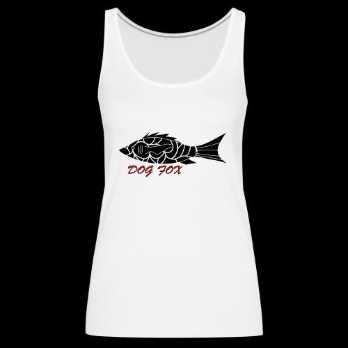Dogfox Fisch - Frauen Premium Tank Top