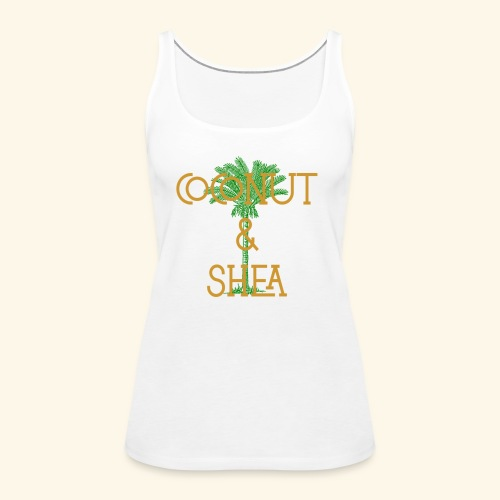 Coconut & Shea - Women's Premium Tank Top
