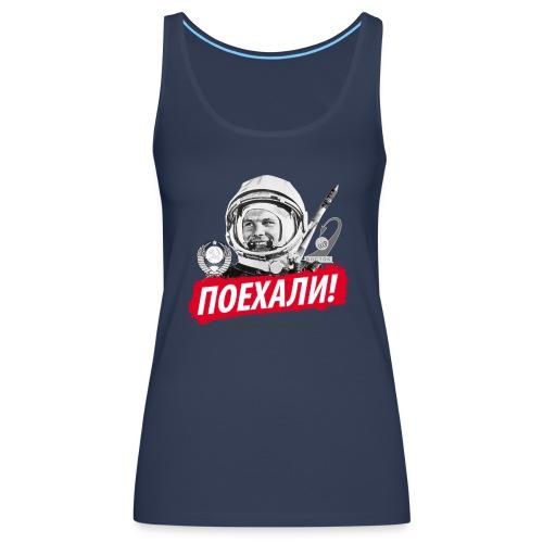 Original Spaceman - Women's Premium Tank Top