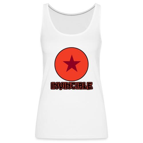 Invincible - Frauen Premium Tank Top