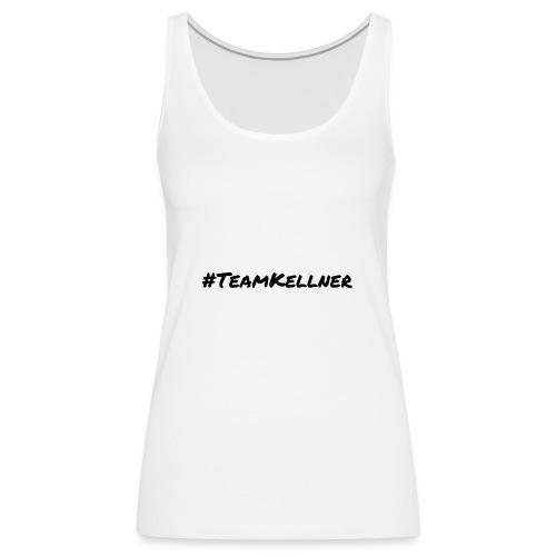 #Teamkellner - Frauen Premium Tank Top