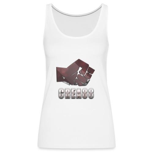 logopng v3 - Vrouwen Premium tank top