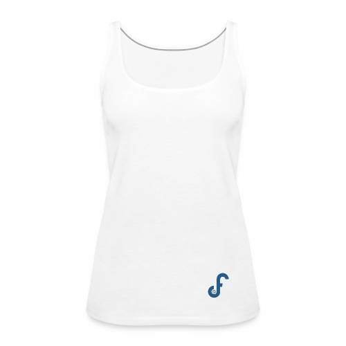 Original FPL Journal Logo - Women's Premium Tank Top