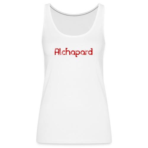 Alchapard 01 - Débardeur Premium Femme
