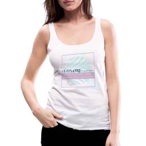 #EDS4IRE 2 - Women's Premium Tank Top