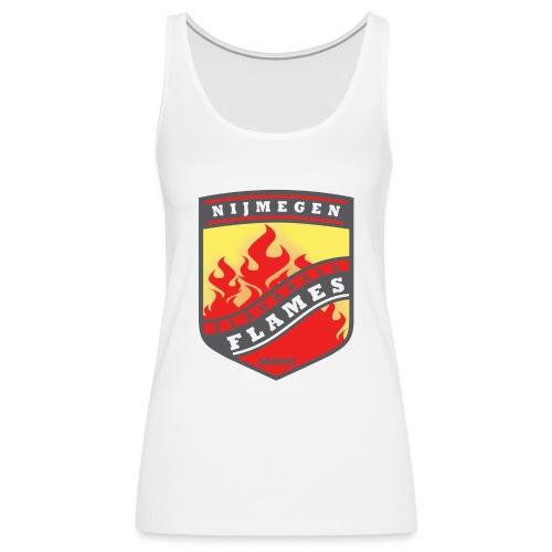 t-shirt kid-size zwart - Vrouwen Premium tank top