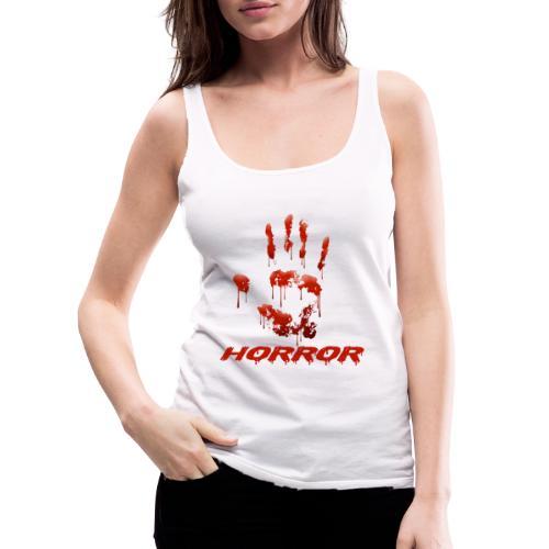 Horror - Women's Premium Tank Top