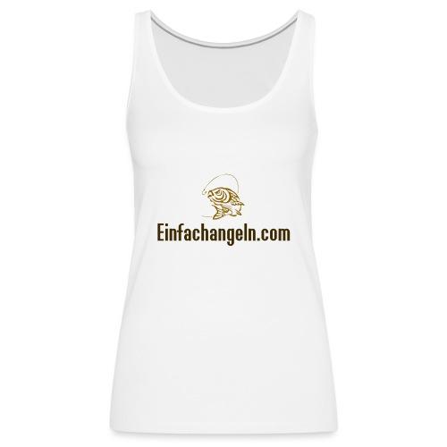 Einfachangeln Teamshirt - Frauen Premium Tank Top