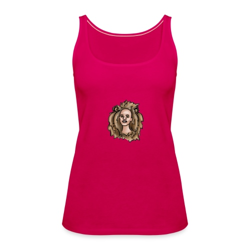 lionlady - Vrouwen Premium tank top