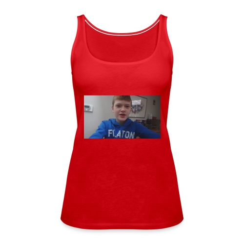 roel t-shirt - Vrouwen Premium tank top